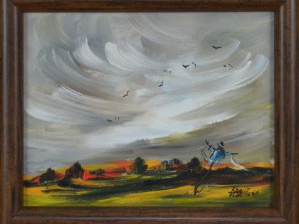 Strach polny – Florian Kohut