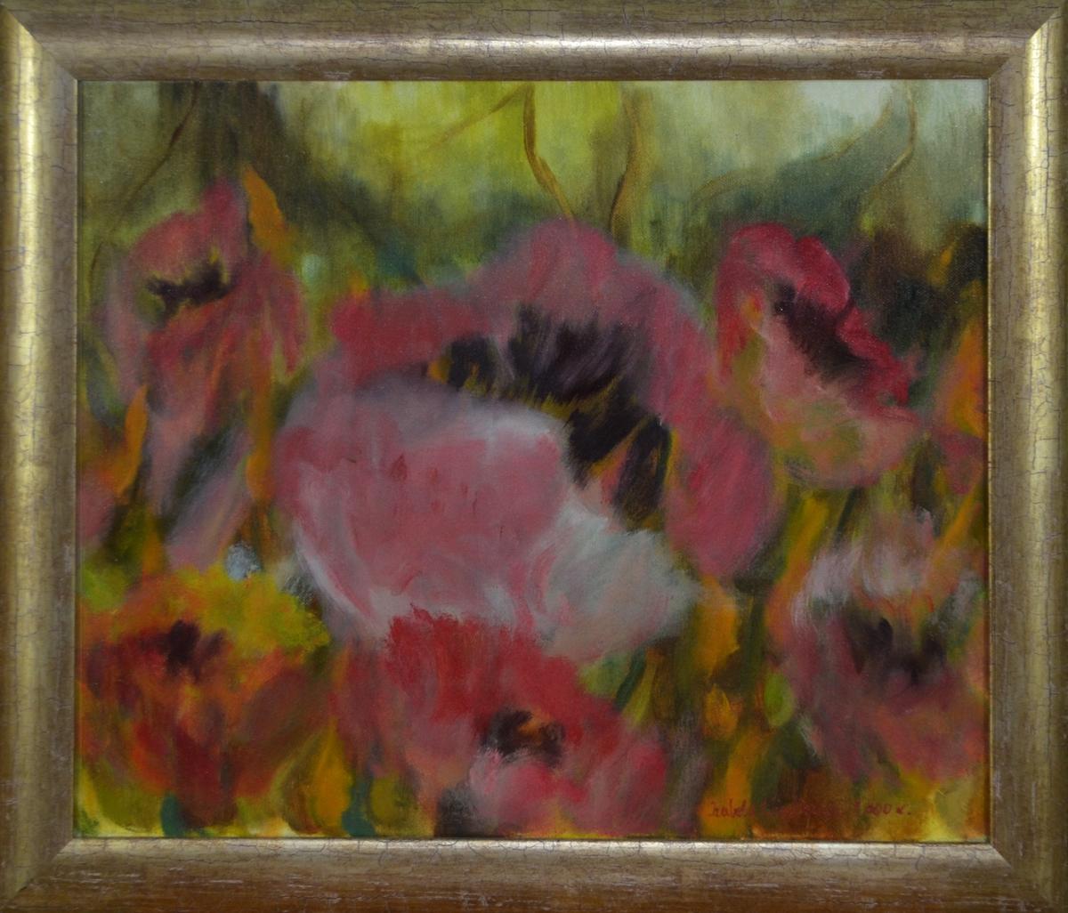 Kwiaty - Izabela Więckiewicz