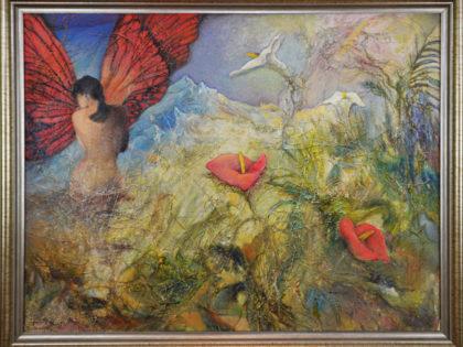 Motyl – Grzegorz Lewacki